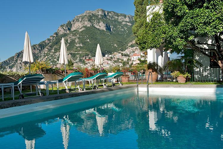 Large Villa Positano Amalfi Coast with Sea access. - Image 1 - Positano - rentals