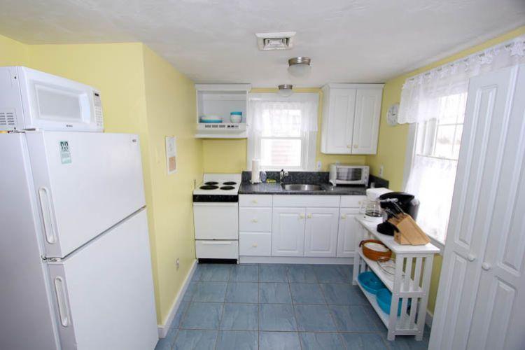 Kitchen - Oceanside 3 - East Sandwich - rentals