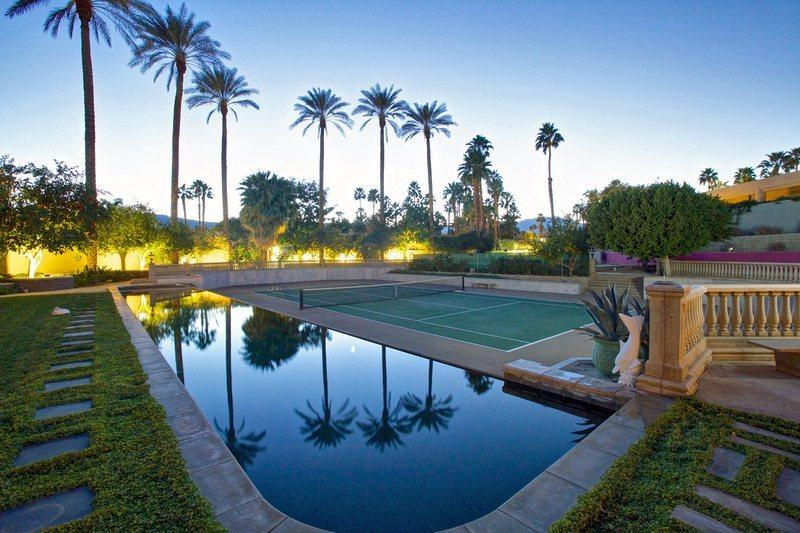 Private Tennis Court - Indian Wells Tennis Estate - Indian Wells - rentals