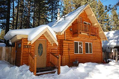 Exterior - 1836 Brule Street - South Lake Tahoe - rentals