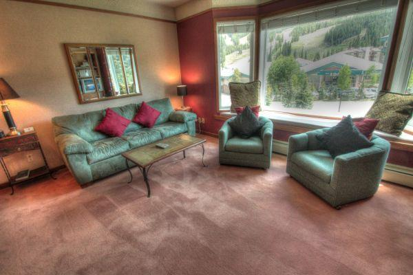 TL305 Telemark Lodge Studio with Bunks 1BA - West Village - Image 1 - Copper Mountain - rentals