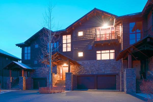 4 Bd/4 Ba Granite Ridge Lodge 8 - Image 1 - Teton Village - rentals