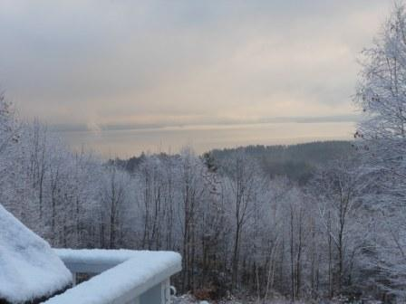 Winter snow - Gilford Mountain Retreat- Ready for Skiing? - Gilford - rentals