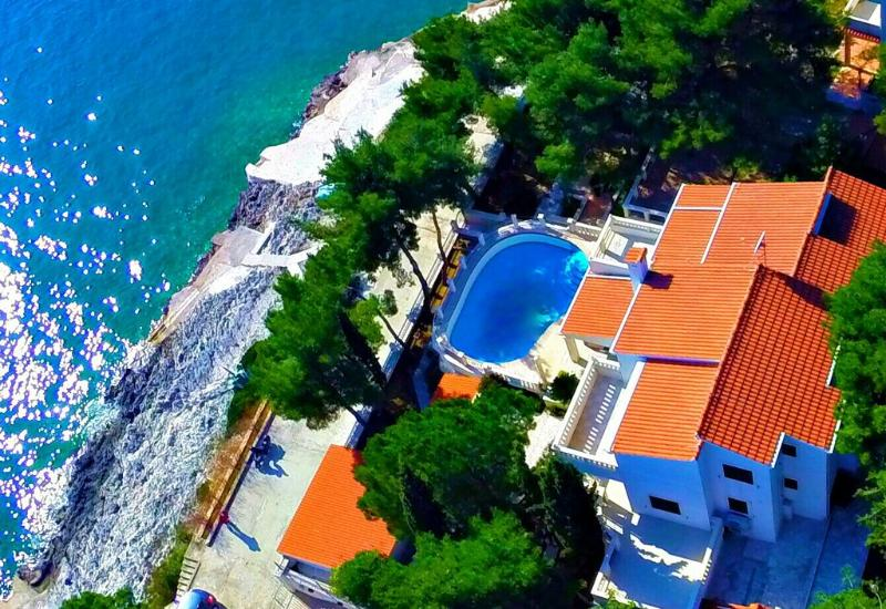 Luxurios villa with pool, Ciovo island, Croatia - Image 1 - Brac - rentals