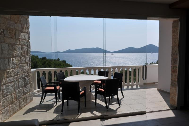 Beautiful sea view house for rent, Pakostane, Zadar - Beautiful seaview house, Pakostane, Zadar - Croatia - rentals