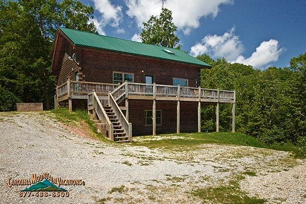 Whistle Stop Lodge - Image 1 - Bryson City - rentals
