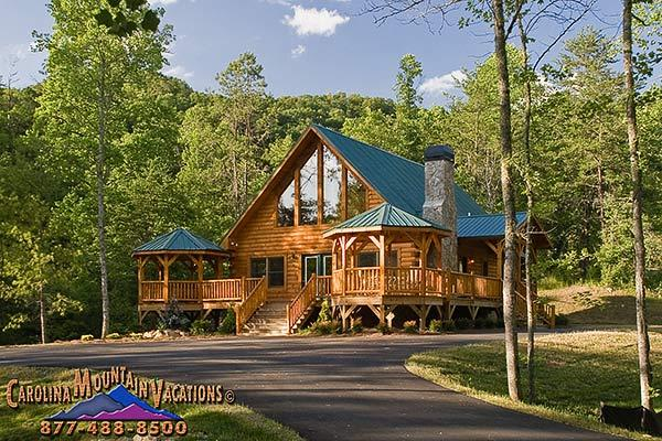 Wilderness Lodge - Image 1 - Bryson City - rentals
