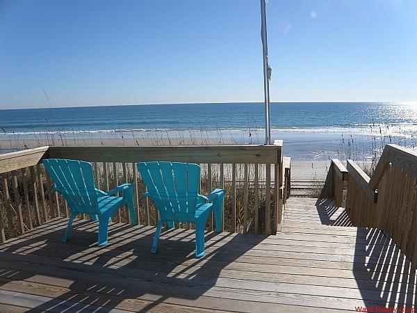 Sundeck - La Costa Nostra - Surf City - rentals