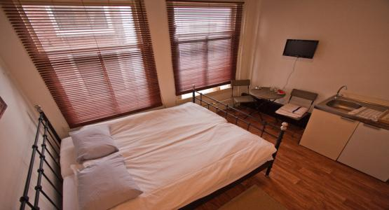 Living Room Hijsteeg A Apartment Amsterdam - Hijsteeg A - Amsterdam - rentals