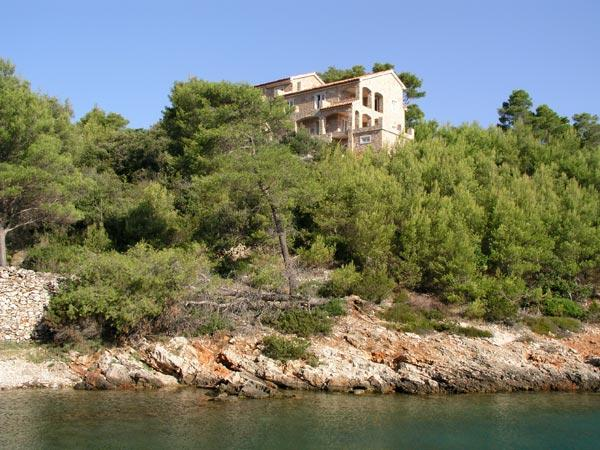 Villa for rent, Hvar - Image 1 - Vrboska - rentals