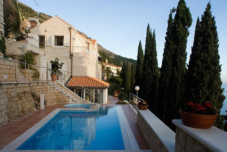 Luxury villa with pool in Dubrovnik - Luxury holiday villa, Dubrovnik - Dubrovnik - rentals