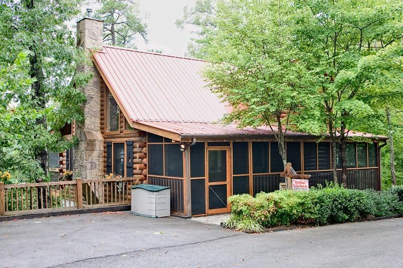BAREFOOT DREAMS - Image 1 - Sevierville - rentals