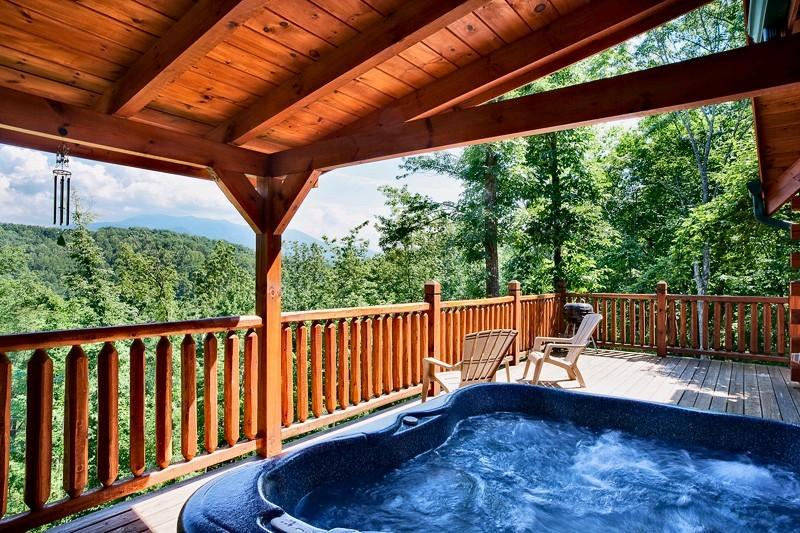 Hottub with a View - SWEET DREAMS - Sevierville - rentals