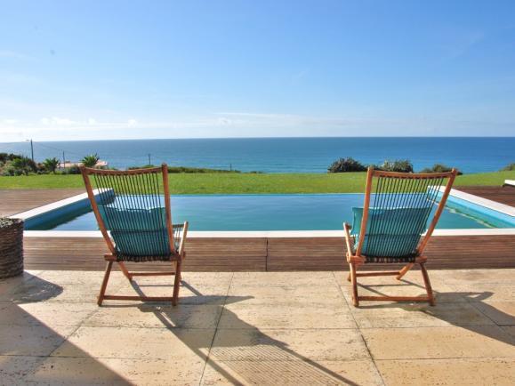 Sintra: Villa - Praia Grande - Image 1 - Sintra - rentals