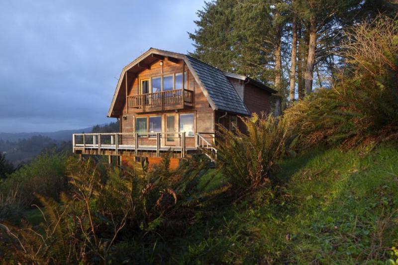 Amazing, dog-friendly cabin w/ exceptional ocean views & entertainment! - Image 1 - Neskowin - rentals