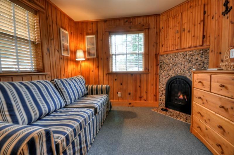 Hidden Villa Cottage #1 - The Nautical Cottage - Image 1 - Cannon Beach - rentals
