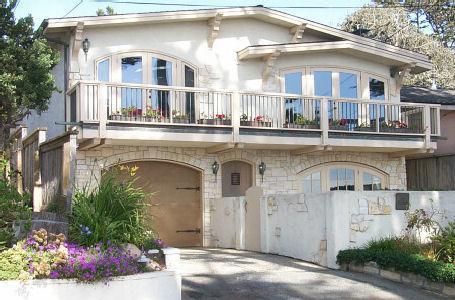 """Carmel Beach Cottage - Carmel-by-the-Sea """"Echo"""" Ocean Views 30 DAY RENTAL - Carmel - rentals"""