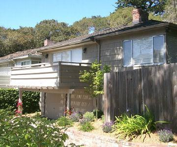 Carmel-by-the-Sea Cottage PC1700, 30 DAY RENTAL - Image 1 - Carmel - rentals