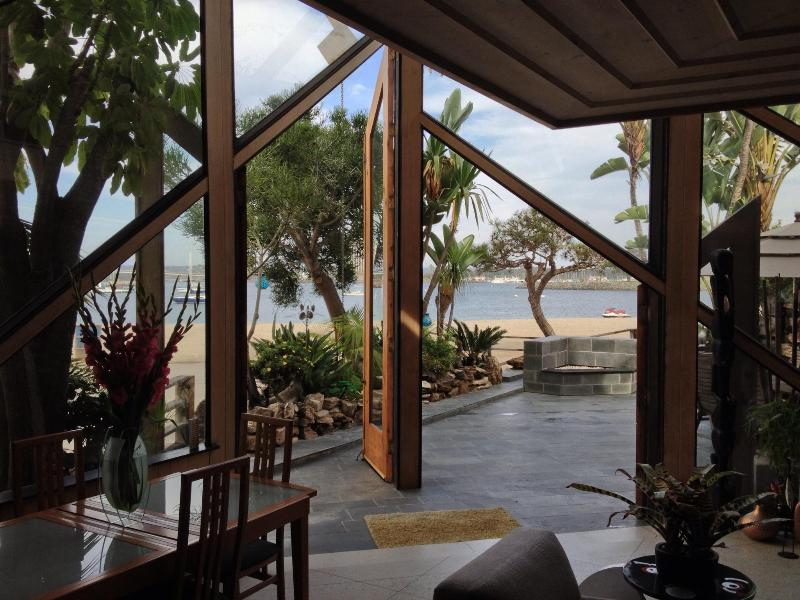 Photo from Living Room - 5 Million Dollar Estate on the Water Mission Beach - Pacific Beach - rentals
