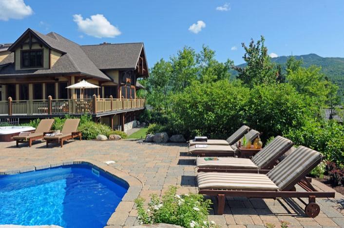 Villa Oasis - Image 1 - Mont Tremblant - rentals