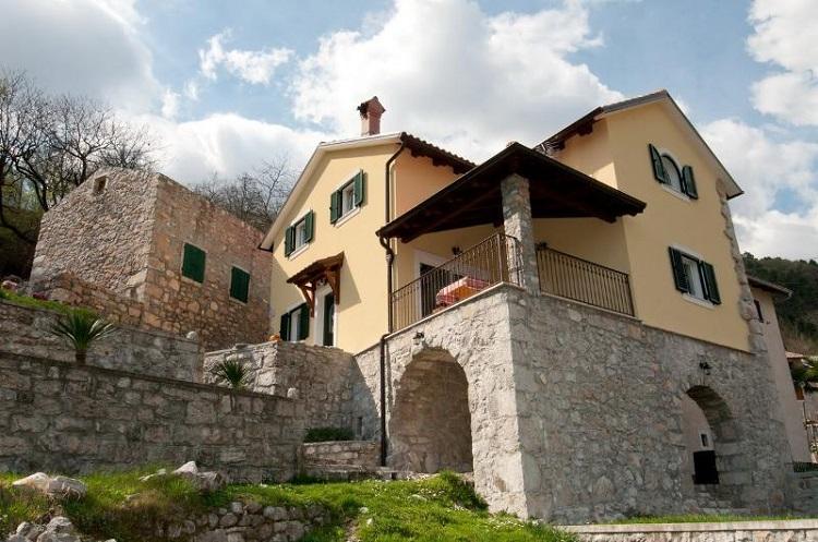 Amazing villa with a pool, Opatija, Istria - Image 1 - Opatija - rentals