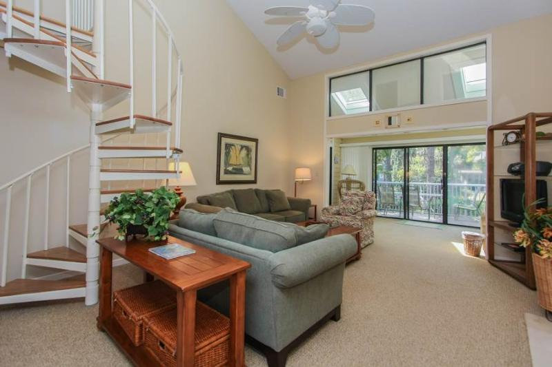 Captain's Cove 493 - Image 1 - Hilton Head - rentals
