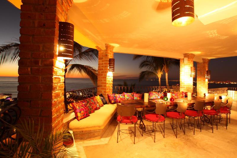 12Bd Villa 34 Guests Great Ocean Views & Location - Image 1 - Puerto Vallarta - rentals