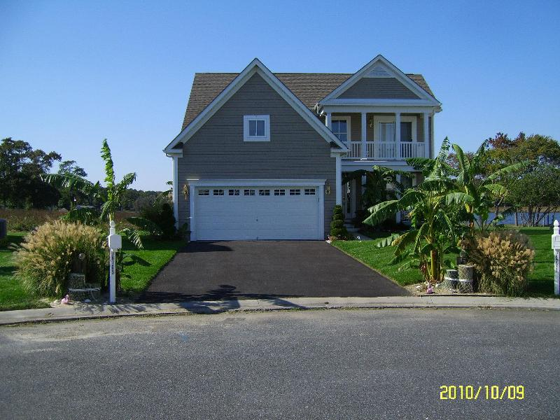 Front of House - Fenwick Island DE Beach House Family Rental - Fenwick Island - rentals