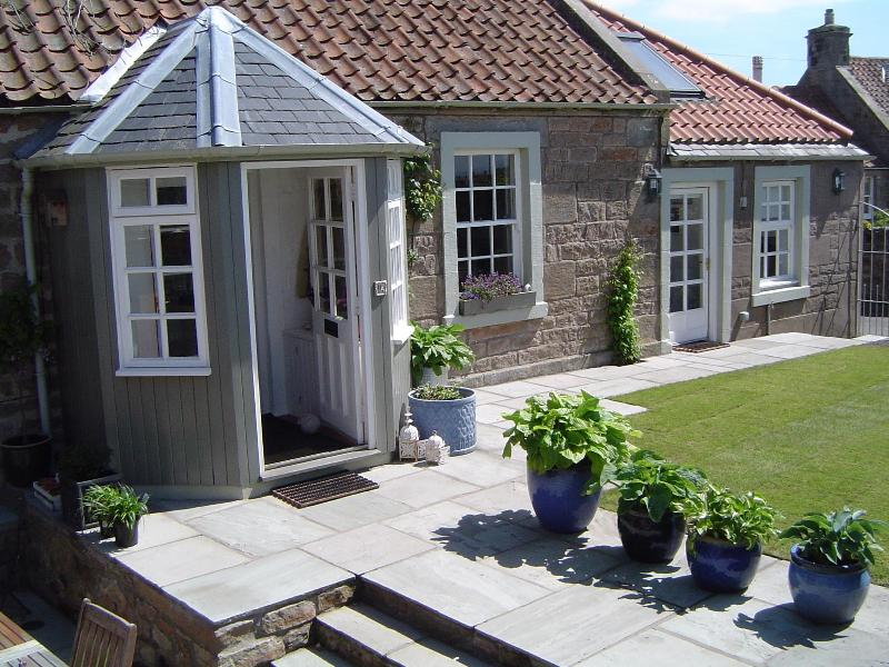 Westbourne Cottage - Westbourne Cottage in the East Neuk of Fife - Letham - rentals