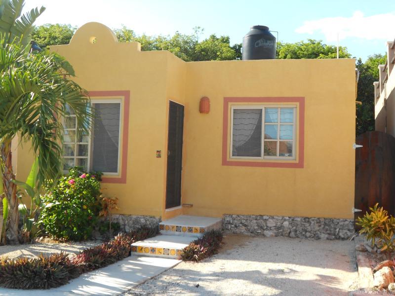 Afternoon Shade at Casa Luna Sombra - Casa Luna Sombra :                          Between Akumal and Tulum - Akumal - rentals