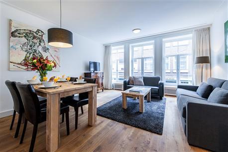 Jordaan Laurier Apartment B - Image 1 - Amsterdam - rentals