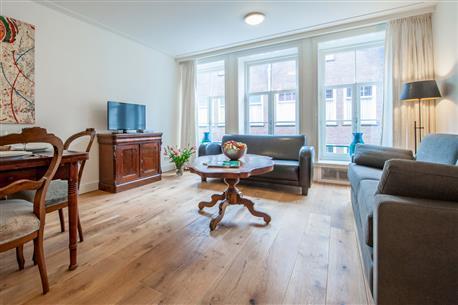 Jordaan Laurier Apartment C - Image 1 - Amsterdam - rentals
