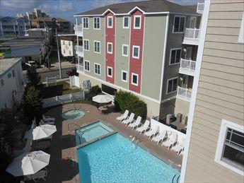 The Monarch #307 115047 - Image 1 - Wildwood Crest - rentals