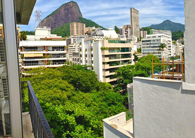 Leblon Charming 2 Bedroom - Image 1 - Rio de Janeiro - rentals