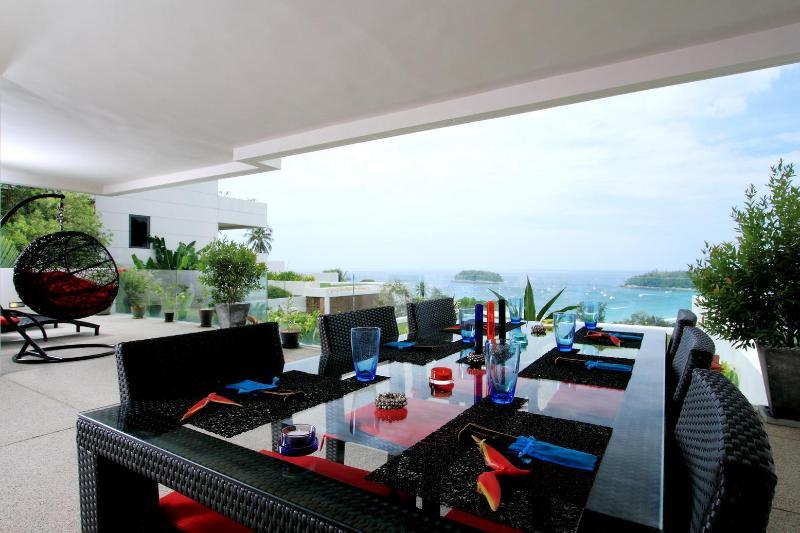 Wonderful family apartment, stunning seaview(THB6) - Image 1 - Kata - rentals
