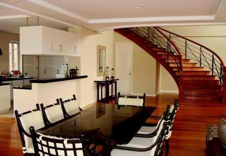 Indoor Dining - The Perfect Vacation Home in Tagaytay - Tranca - rentals