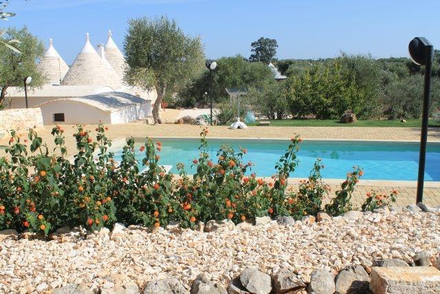 Villa Itria Villa in Puglia, Apulia vacation home, villa near Brindisi, holiday let in apulia Italy - Image 1 - Merine Apulia - rentals