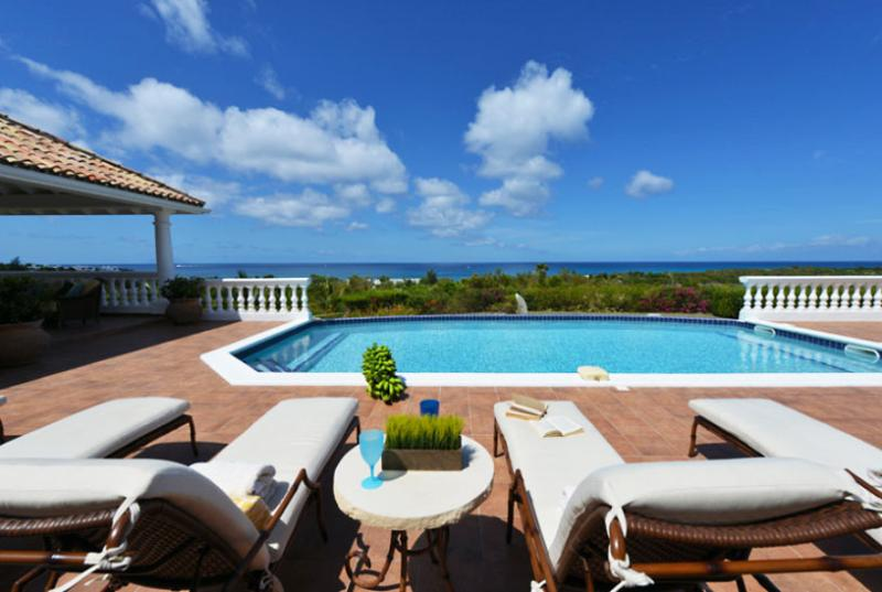 SPECIAL OFFER: St. Martin Villa 80 This Gorgeous Villa Is Very Sophisticated And Elegant. Can Be Rented As A 3-5 Bedroom Villa. - Image 1 - Terres Basses - rentals