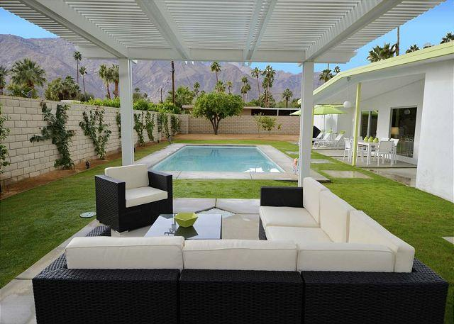 Outdoor Gazebo - Vista Linda ~ SPECIAL TAKE 15%OFF ANY 5NT STAY THRU 12/20 - Palm Springs - rentals