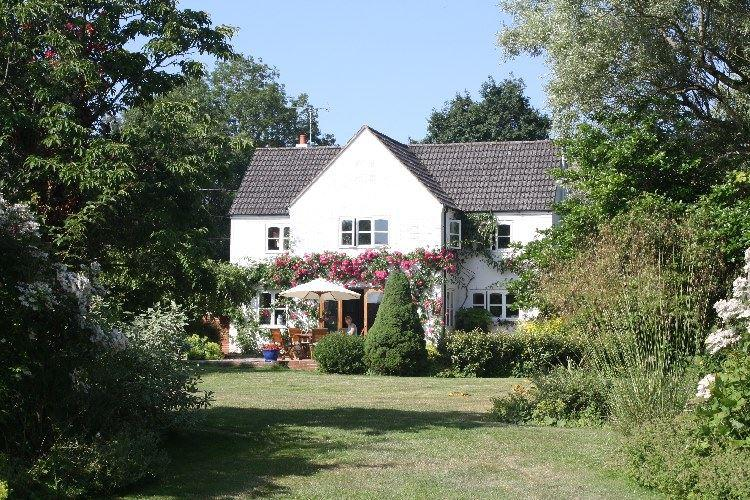 Main house - October House B&B and Holiday Cottage - Fordingbridge - rentals