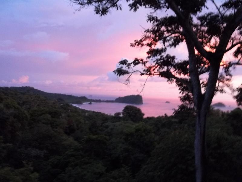 Morning Sunrise at Casa Buena Vista - Casa Buena Vista B & B room 2 - Manuel Antonio National Park - rentals