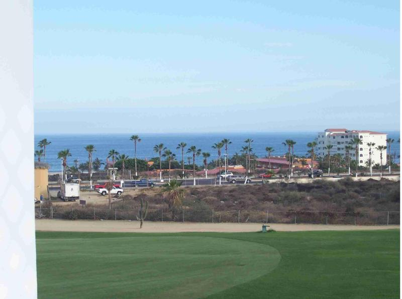 Ocean + Golf View! - walk to beach & village, 2bd - Image 1 - San Jose Del Cabo - rentals