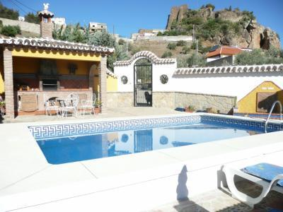 Llano Ingles, 3 bed villa, private pool, views - Image 1 - Ardales - rentals