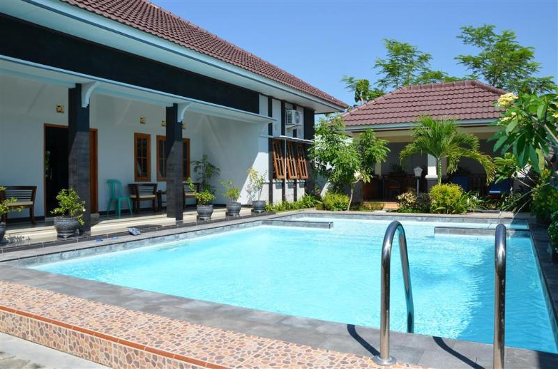 Private swimming pool - Unique private villa near Yogyakarta: Villa Ditya - Yogyakarta - rentals