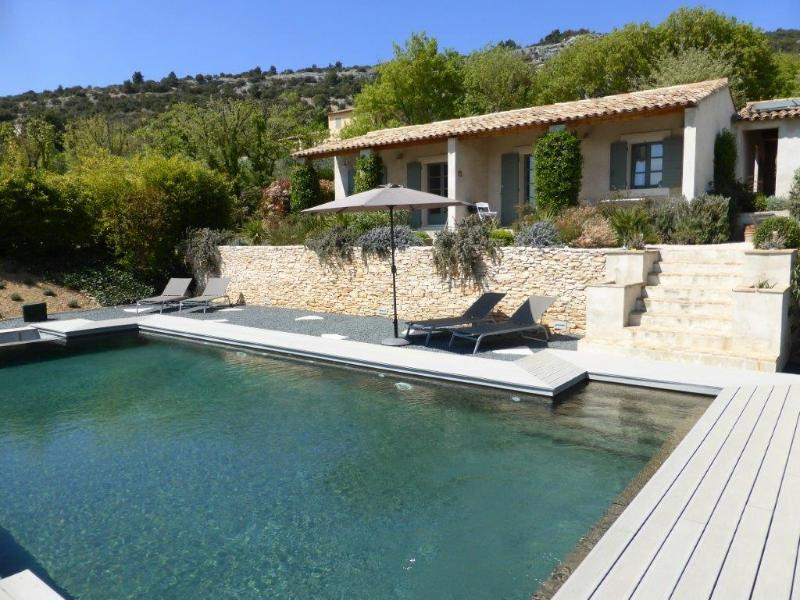 Our two gites overlook the pool - One bedroom cottage with pool & views of  Luberon - Saint-Saturnin-les-Apt - rentals