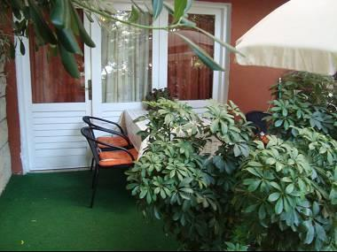 A1(4+1): terrace - 6844 A1(4+1) - Makarska - Makarska - rentals