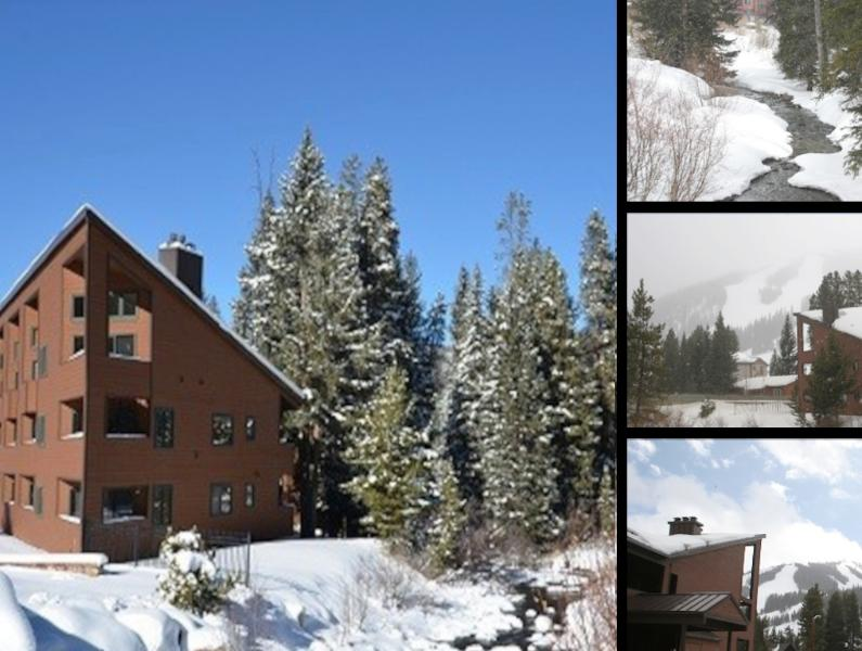 Riverfront Retreat at base of Winter Park Resort - New Riverfront - Ground Level condo! - Winter Park - rentals