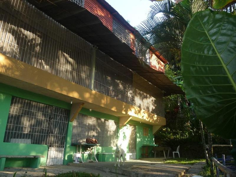 1 of the 5 buildings at SunCampDR, facing the River...natural fresh air!!! - Safe Economical Apartment Rent: Real Dom Republic! - Puerto Plata - rentals