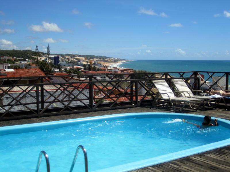 Swimming Pool - Piscina - Flat 100m Praia Ponta Negra - Natal - Brasil - Natal - rentals