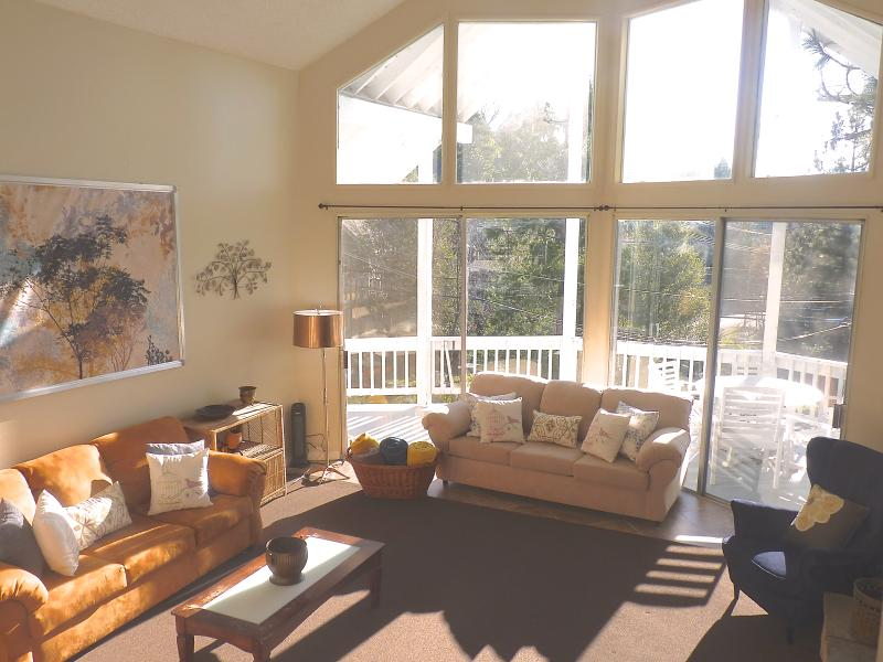 Chic Mountain Home in Lake Arrowhead - Image 1 - Lake Arrowhead - rentals